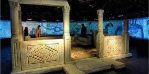 Marble templon – Suvodol