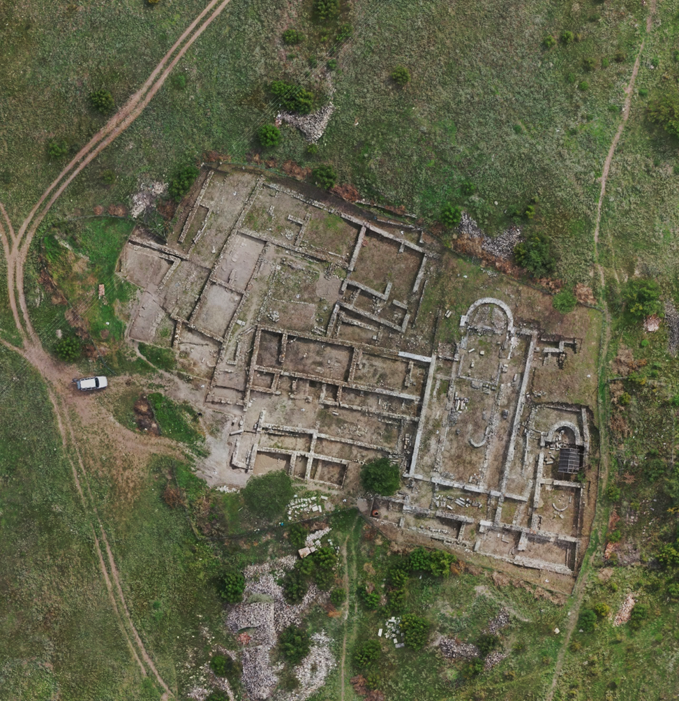 Read more about the article This year's research of Golemo Gradishte near the village of Konjuh, Kratovo, a site that has been excavated for two decades, has been completed