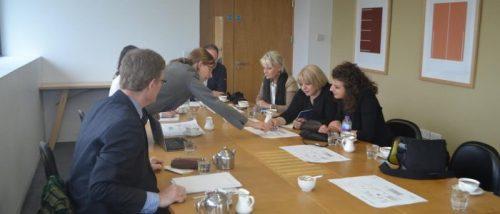 Read more about the article Археолошки потпиша договор за учество на изложба во Обединетото Kралство