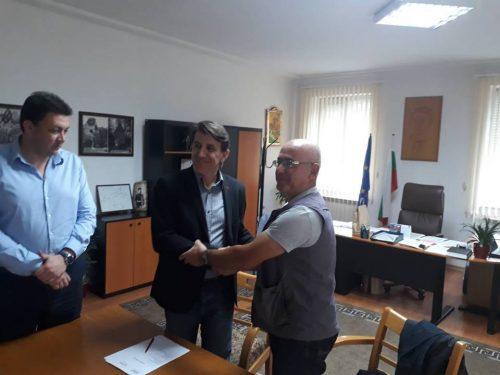 """Read more about the article Потпишан договорот со Националниот Археолошки Институт и Музеј на Софија, Р.Бугарија за јубилејната изложба ,,100 години Требениште"""""""