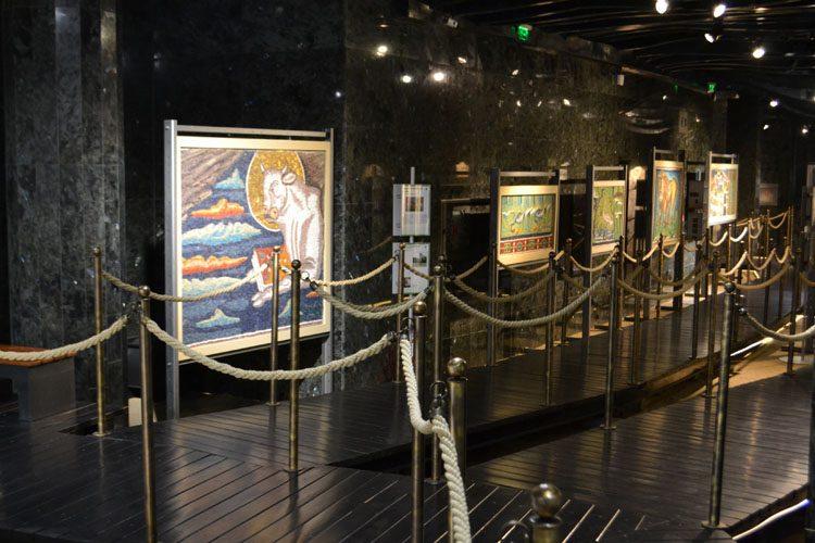 Read more about the article Mozaikët antikë të rrafshëta
