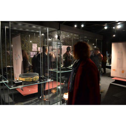 """Read more about the article Отворање на изложбата ,,Статусни симболи кај пајонските заедници"""""""