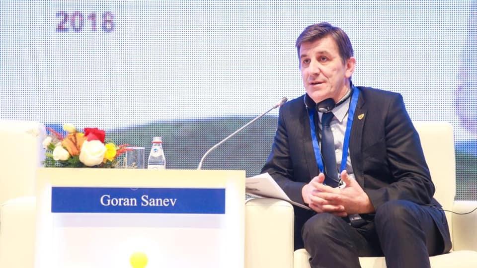 Присуство на конференција во Казахстан
