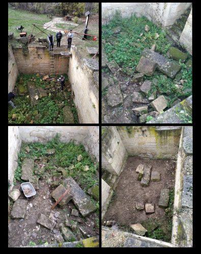 Read more about the article Завршена првата фаза на санација и ревитализација на Владетелската гробница на лок.Градиште