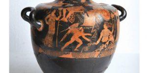 Хидрија – најрепрезентативен наод од класичниот период