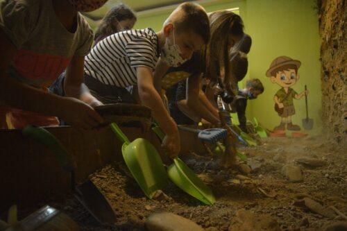 Read more about the article Muzeu Arkeologjik pjesë e Trambolini 2021