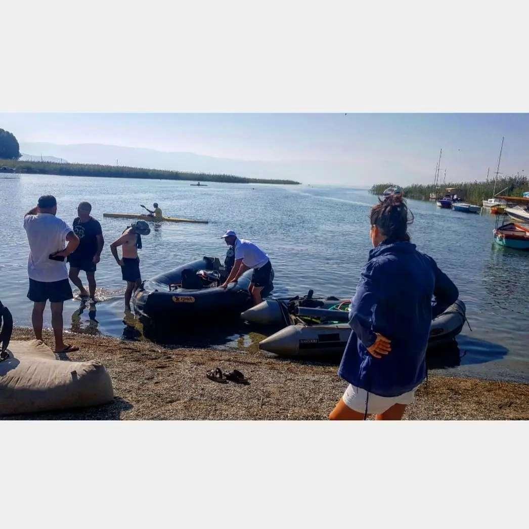 Read more about the article Започнати подводните археолошки ископувања на локалитетот Врбник
