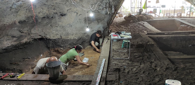 Read more about the article Завршени овогодинешните истражувања на локалитетот Голема Пешт, Здуњe