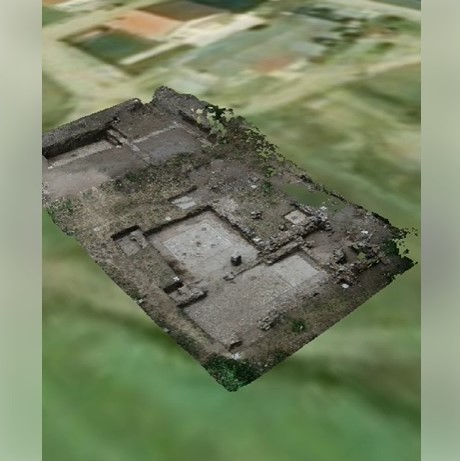 Read more about the article Изработен 3D модел од археолошкиот локалитет Стакина Чешма
